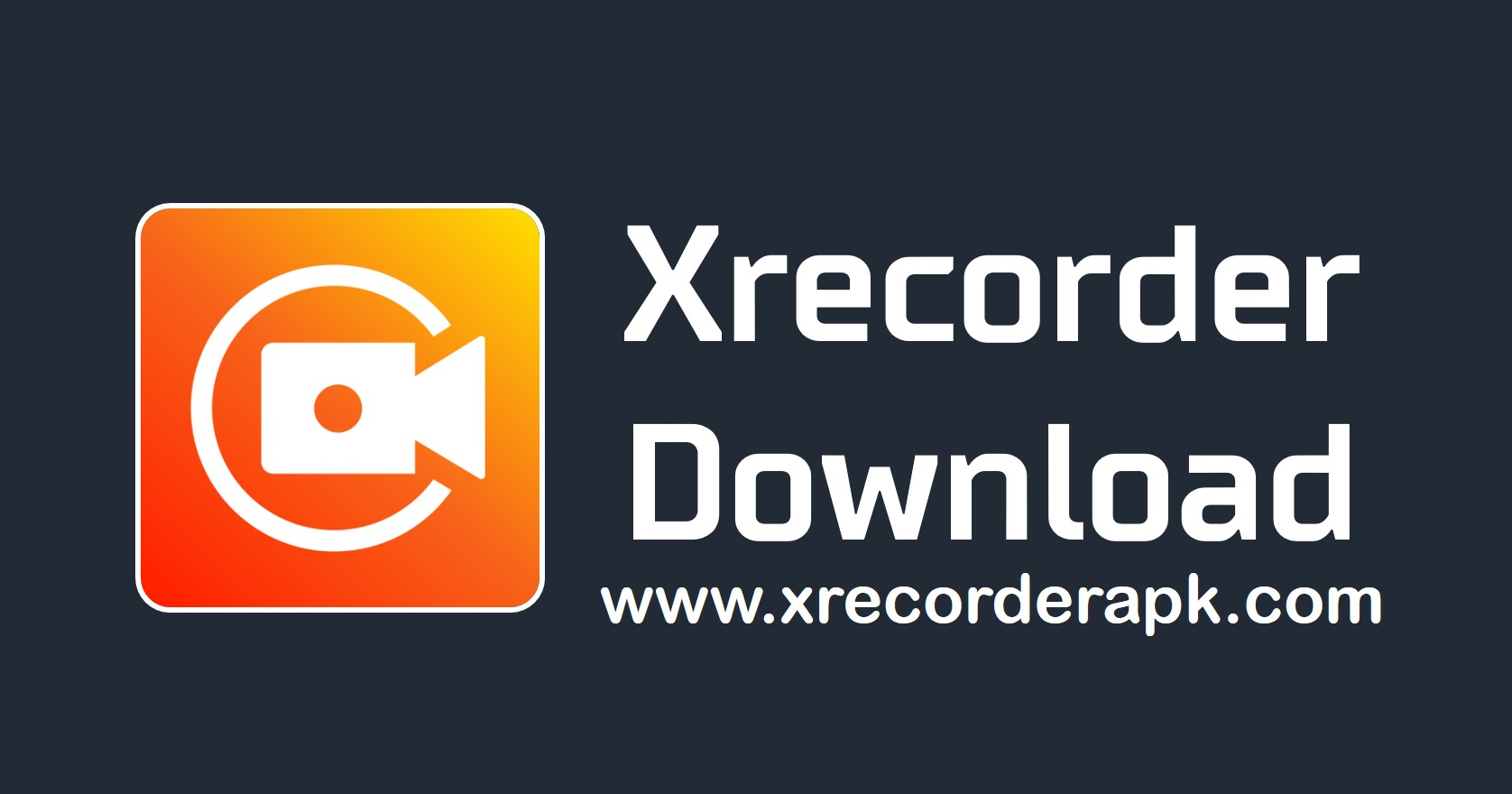 xrecorder download
