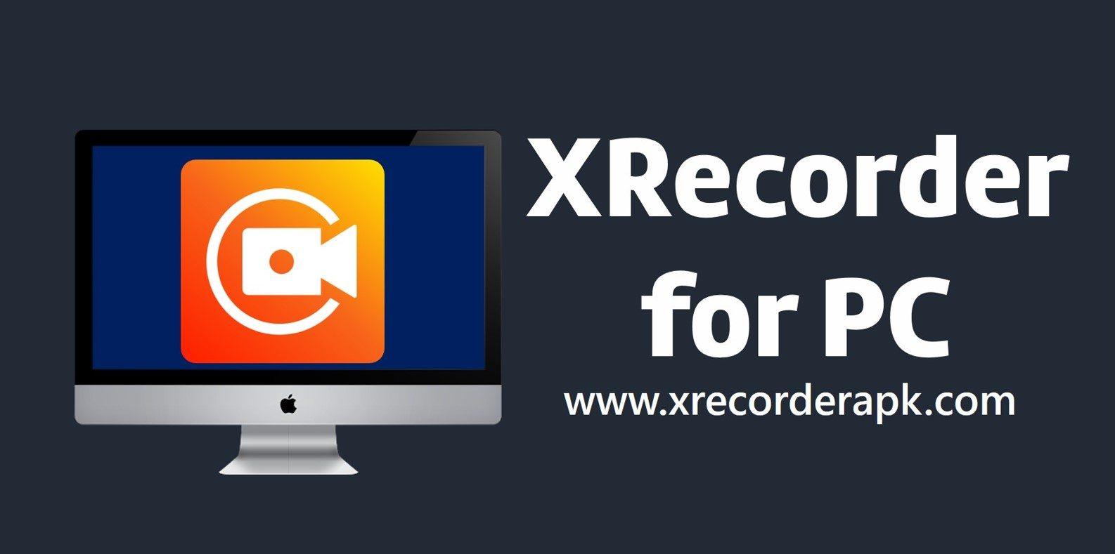 xrecorder for pc